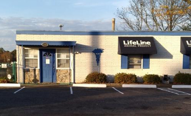 LifeLine Animal Project's Spay & Neuter Clinic in College Park