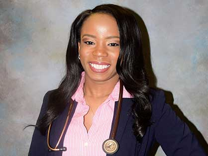 LifeLine Veterinarian Dr. Sharonika Spann